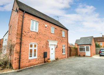 Thumbnail 3 bed end terrace house for sale in Addison Mews, Stratford-Upon-Avon