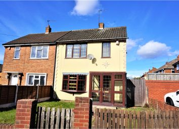 Thumbnail 2 bed semi-detached house for sale in Suffolk Road, Wednesbury