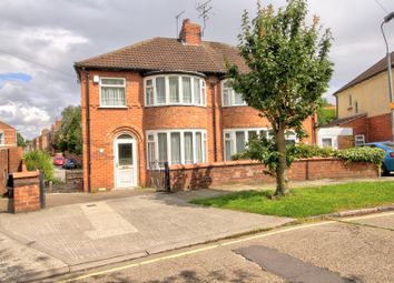Thumbnail 3 bed semi-detached house for sale in Greencliffe Drive, York