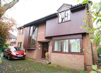 Thumbnail 4 bedroom detached house for sale in Iddesleigh Road, Winton, Bournemouth