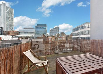 Thumbnail 2 bedroom flat to rent in Scrutton Street, London