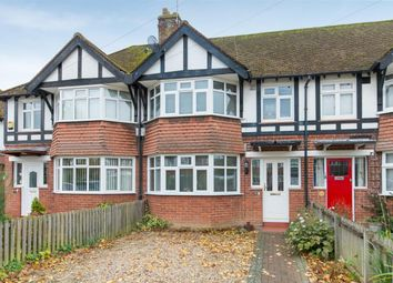 Thumbnail 3 bed terraced house for sale in Harcourt Drive, Canterbury