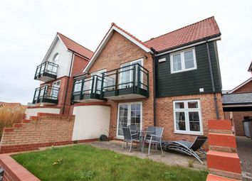 Thumbnail 3 bed property for sale in The Quays, Burton Waters, Lincoln