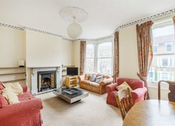 Thumbnail 3 bed flat to rent in Burghley Road, Kentish Town, London