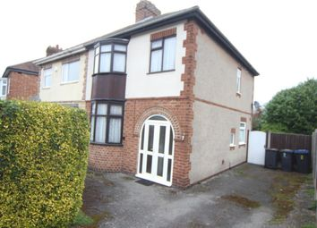 Thumbnail 3 bed semi-detached house for sale in Netherley Road, Hinckley