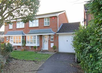 Thumbnail 3 bed property for sale in Doe Copse Way, New Milton