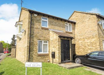 Thumbnail 3 bedroom end terrace house for sale in The Delph, Lower Earley, Reading