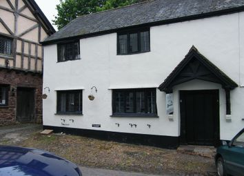 Thumbnail 2 bed cottage to rent in Castle Hill, Dunster, Minehead