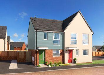 """Thumbnail 2 bedroom property for sale in """"The Buttercup At Bucknall Grange, Stoke-On-Trent"""" at Little Eaves Lane, Stoke-On-Trent"""