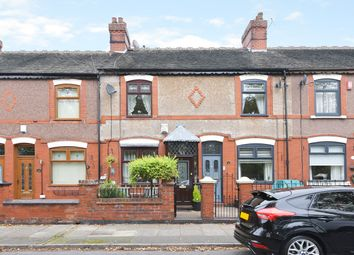Thumbnail 2 bed terraced house for sale in Crawfurd Street, Fenton, Stoke-On-Trent, Staffordshire