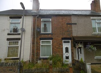 Thumbnail 2 bed terraced house for sale in 14 Mill Lane, Bolsover, Chesterfield, Derbyshire