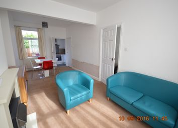 Thumbnail 2 bed terraced house to rent in Fleetwood Road Clarendon Park, Leicester