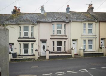 Thumbnail 3 bed terraced house for sale in Burton Street, Brixham