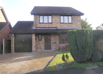 Thumbnail 4 bed detached house for sale in Iris Road, Bisley, Woking