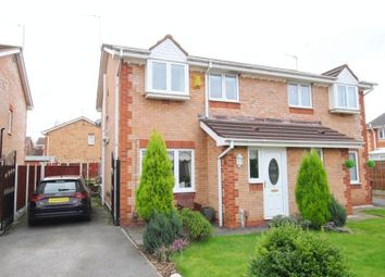 Thumbnail 3 bed semi-detached house for sale in St Lukes Way, Huyton, Liverpool
