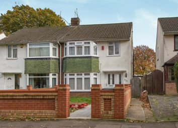 Thumbnail 3 bed semi-detached house for sale in Lords Wood Lane, Chatham