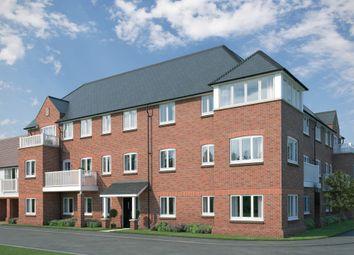 "Thumbnail 2 bedroom flat for sale in ""Denford House"" at Millpond Lane, Faygate, Horsham"