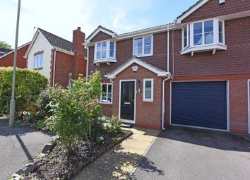 Thumbnail 3 bed semi-detached house for sale in Taylor Drive, Bramley, Tadley