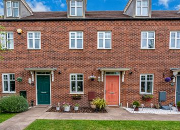 Thumbnail 3 bed town house for sale in Water Reed Grove, Leamore / Bloxwich, Walsall