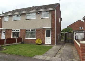 Thumbnail 3 bed semi-detached house to rent in Lobelia Avenue, Walton, Liverpool