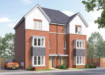"Thumbnail 3 bed semi-detached house for sale in ""The Thirston"" at Northgate Lodge, Skinner Lane, Pontefract"