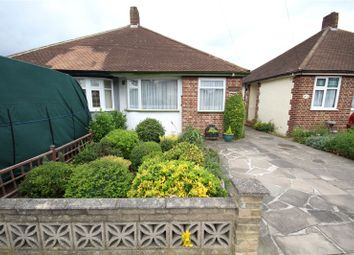 Thumbnail 2 bed bungalow for sale in Playfield Avenue, Collier Row, Romford