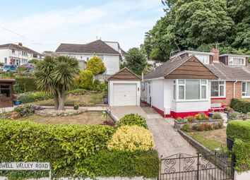 Thumbnail 2 bed semi-detached bungalow for sale in Sherwell Valley Road, Torquay
