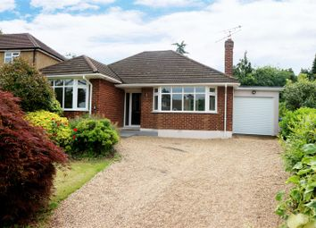 Thumbnail 3 bed bungalow for sale in Lower Wood Road, Claygate, Esher