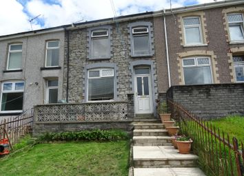 Thumbnail 3 bed terraced house for sale in Brynogwy Terrace, Nantymoel, Bridgend