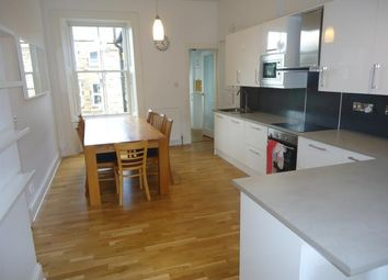 Thumbnail 4 bed end terrace house to rent in Hazelbank Terrace, Edinburgh