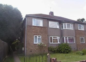Thumbnail 2 bed maisonette to rent in Kenilworth Road, Petts Wood, Orpington
