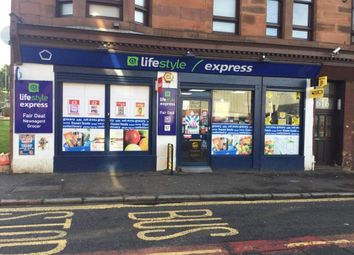 Thumbnail Retail premises for sale in Fair Deal, Glasgow