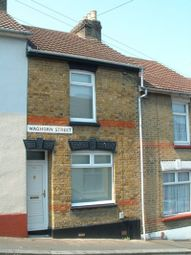 Thumbnail 2 bed terraced house to rent in Waghorn Street, Chatham