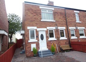 Thumbnail 2 bedroom terraced house for sale in Gladstone Street, Colliery Row, Houghton Le Spring