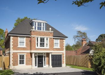 Thumbnail 4 bed detached house to rent in Cavendish Road, St. Georges Hill, Weybridge