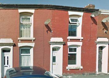 Thumbnail 3 bed terraced house for sale in Cherry Street, Blackburn