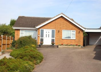 Thumbnail 2 bed detached bungalow for sale in Campton Close, Burbage, Hinckley