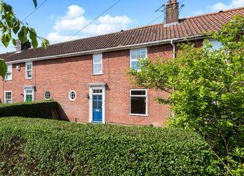 Thumbnail 3 bedroom terraced house for sale in Norwich, Norfolk, .