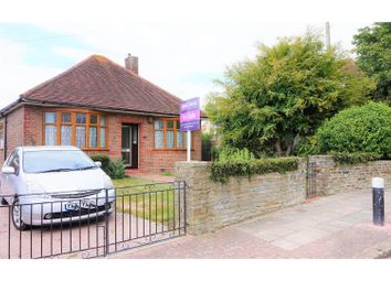 Thumbnail 2 bed detached bungalow for sale in Laburnum Avenue, Portsmouth