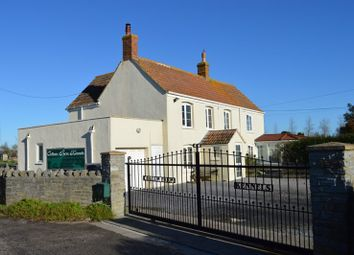 Thumbnail 4 bed cottage for sale in Collum Lane, Kewstoke, Weston-Super-Mare