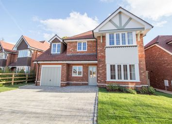 Thumbnail 4 bed detached house for sale in King William Court, Hartley Wintney, Hampshire