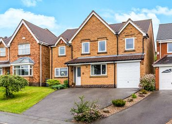 Thumbnail 5 bedroom detached house for sale in Edgecote Drive, Newhall, Swadlincote