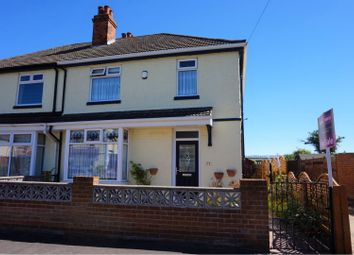 Thumbnail 3 bed semi-detached house for sale in Oliver Street, Cleethorpes