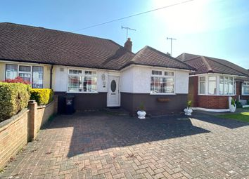 Abbey Road, Gravesend DA12. 2 bed semi-detached bungalow