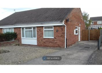 Thumbnail 2 bed bungalow to rent in Churchill Road, Stamford