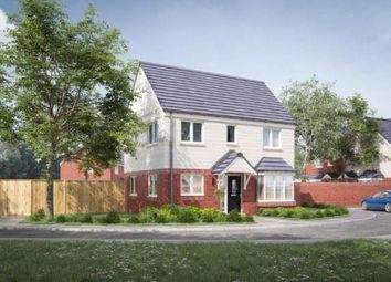 Thumbnail 3 bed detached house for sale in Danesmore Pastures Russell Close, Wolverhampton, West Midlands