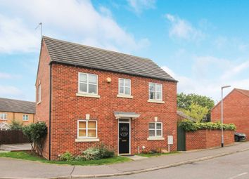 Thumbnail 4 bed detached house to rent in Northfield Road, Welton, Lincoln