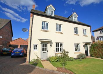 Thumbnail 4 bed property to rent in Pennymoor Drive, Middlewich