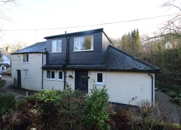 Thumbnail 4 bed detached house for sale in Village Road, Northop Hall, Mold