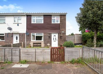 Thumbnail 3 bed end terrace house for sale in Wingfield, King's Lynn